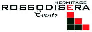 Rossodisera - Hermitage: Event organization, locations, furniture and equipment rental