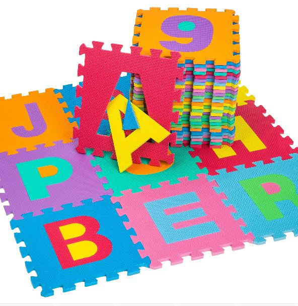 Tappeto gomma puzzle per bambini 28 images tappeto - Tappeto puzzle per bambini ikea ...