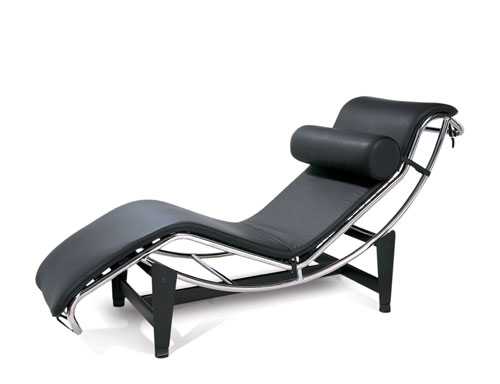 chaise longue le corbusier rental in milan italy. Black Bedroom Furniture Sets. Home Design Ideas