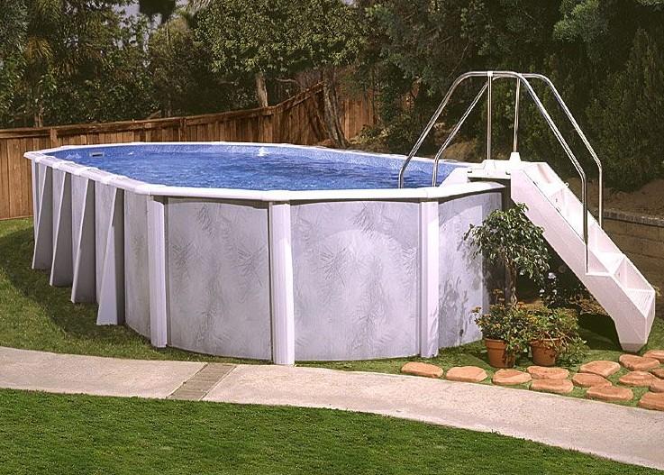 Noleggio piscina per esterni a milano for Piscine esterne rettangolari