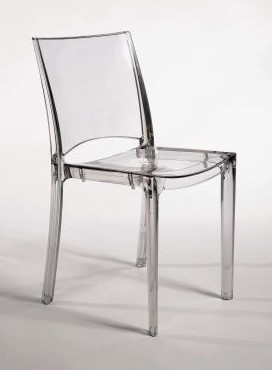 Noleggio sedie bside trasparenti a milano for Sedie in plexiglass