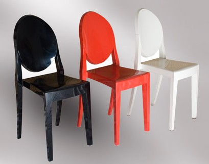 Sedia Ghost Kartell. Gallery Of Chaise Victoria Frais Chaise ...