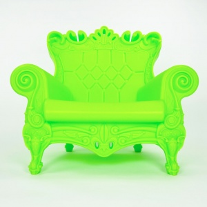 Poltrona Queen of love Pure Green - Verde
