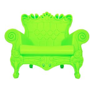 Noleggio Poltrona Queen of love Pure Green - Verde a Milano